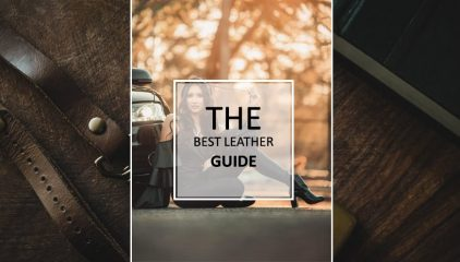 The Best Leather Jacket Guide