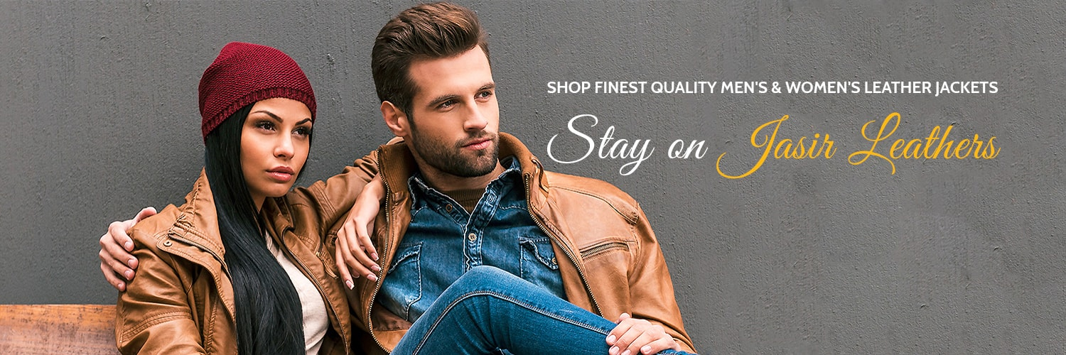 Buy leather jacket in canada