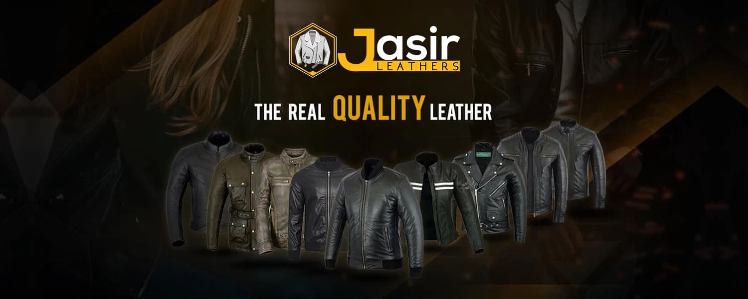 Real Quality Leather Jacket in Canada