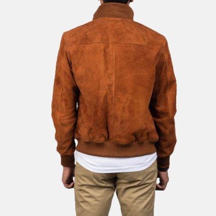 Eaton Suede Blouson Jacket