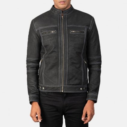 Youngster Black Leather Jacket